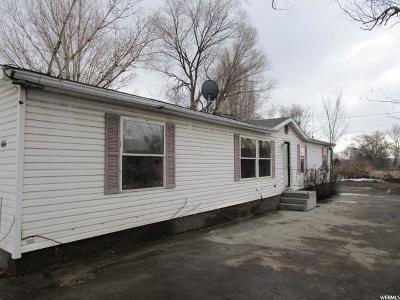 Price UT Single Family Home For Sale: $54,900