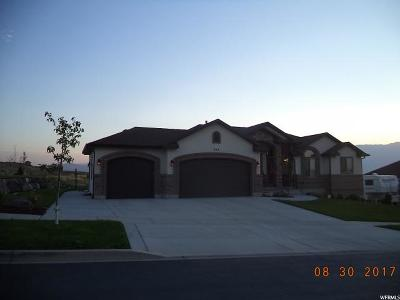 Saratoga Springs Single Family Home For Sale: 322 W Lariat Blvd