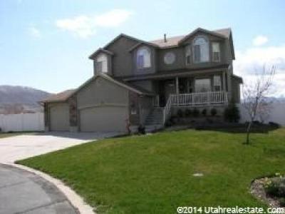 Draper Single Family Home For Sale: 278 E 13340 S