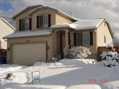 Tooele UT Single Family Home For Sale: $249,900