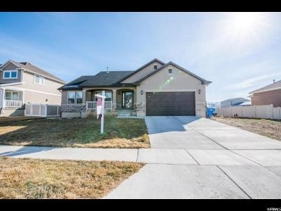 Lehi Single Family Home For Sale: 122 N Constellation Way