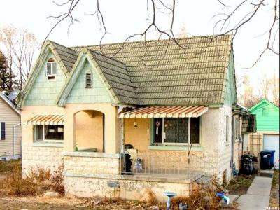 American Fork Single Family Home For Sale: 375 E 100 N