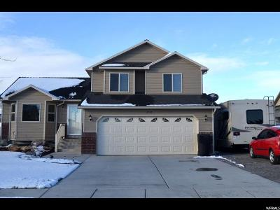 Tremonton Single Family Home For Sale: 2552 W 500 N