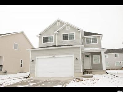 Eagle Mountain Single Family Home For Sale: 7529 N Silver Park Dr #1507