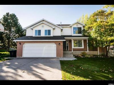 Logan Single Family Home For Sale: 814 E 300 S