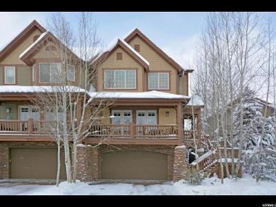 Park City Condo For Sale: 3027 Lower Saddleback Rd W