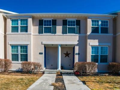 South Jordan Townhouse For Sale: 10623 S Granby Way W