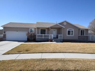 Lehi Single Family Home For Sale: 1181 N 1250 E