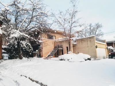 Salt Lake City UT Multi Family Home For Sale: $445,000