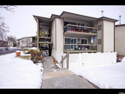 Salt Lake City UT Condo For Sale: $205,000