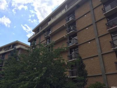 Salt Lake City UT Condo For Sale: $399,000