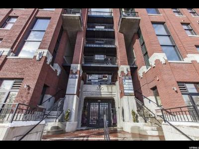 Salt Lake City UT Condo For Sale: $330,000