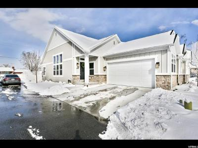 Salt Lake City UT Single Family Home For Sale: $378,900