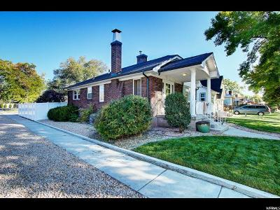 Salt Lake City UT Single Family Home For Sale: $374,900