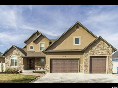 Riverton Single Family Home For Sale: 1592 W Meadow Green Dr S