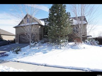 Lehi Single Family Home For Sale: 605 W 810 S