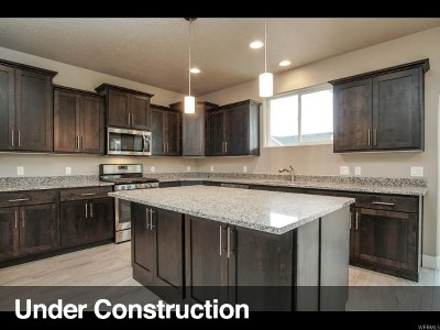 Layton Single Family Home For Sale: 1015 S 150 E