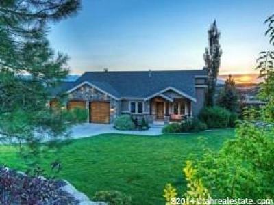 Sandy Single Family Home For Sale: 10346 S Grayrock Ct E