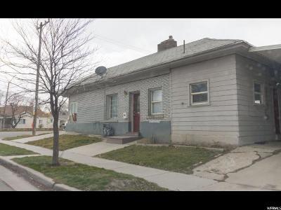 Salt Lake City UT Multi Family Home For Sale: $229,000