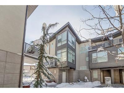 Midvale Townhouse For Sale: 7786 S Rooftop Dr