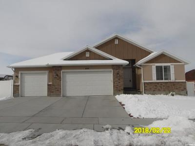 Tooele UT Single Family Home For Sale: $294,983