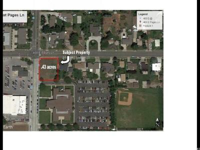 Davis County Residential Lots & Land For Sale: 410 E 1000 S