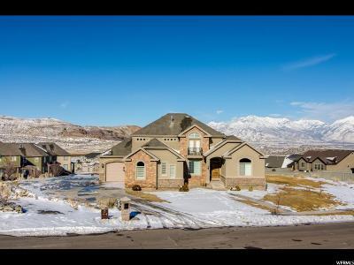 Eagle Mountain Single Family Home For Sale: 4155 E Clubhouse Ln