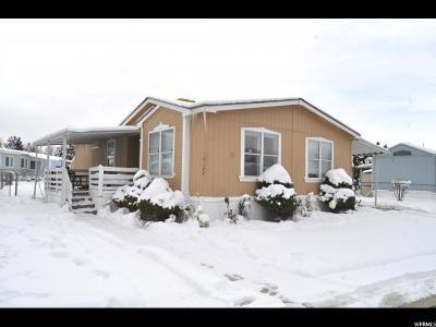 Sandy Single Family Home For Sale: 188 E Crescent Park Way S