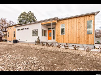 South Jordan Single Family Home For Sale: 1326 W Midas Point Cv