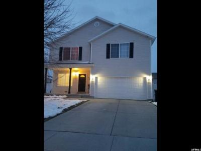 Spanish Fork Single Family Home For Sale: 227 S Spanish Fields Dr
