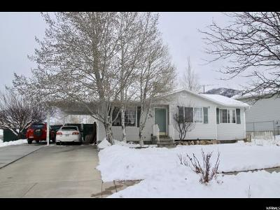Tooele UT Single Family Home For Sale: $205,000