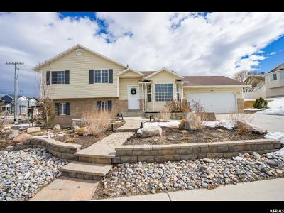 Lehi Single Family Home For Sale: 2580 N 600 W