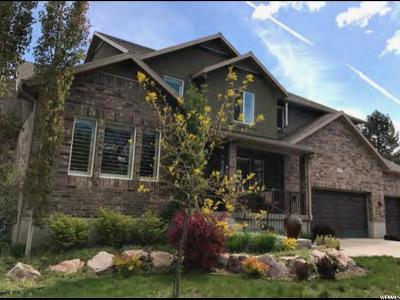 Kaysville Single Family Home For Sale: 685 S Angel St W