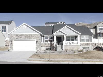 Lehi Single Family Home For Sale: 554 W Mountainview Rd