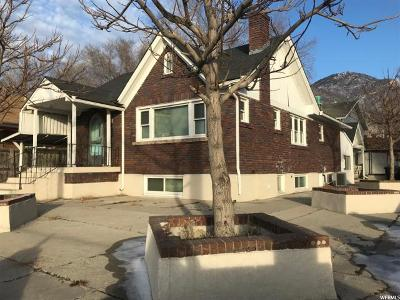Provo Single Family Home For Sale: 391 S University Ave