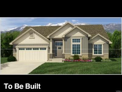 Grantsville Single Family Home For Sale: 615 S Hackamore Rd E #814