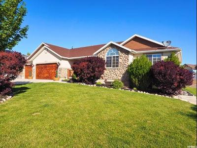 Herriman Single Family Home For Sale: 6966 W Dusty Rose Cir S