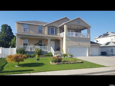 West Valley City Single Family Home For Sale: 2156 Appleseed Rd