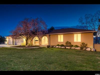 Sandy Single Family Home For Sale: 11518 S 1320 E
