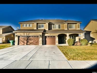 Lehi Single Family Home For Sale: 2090 W 400 S