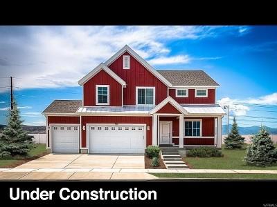 Saratoga Springs Single Family Home For Sale: 269 E Cocklebur Ln