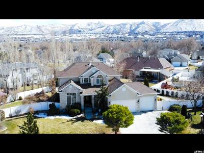 Draper Single Family Home For Sale: 13451 S Saw Mill Cv