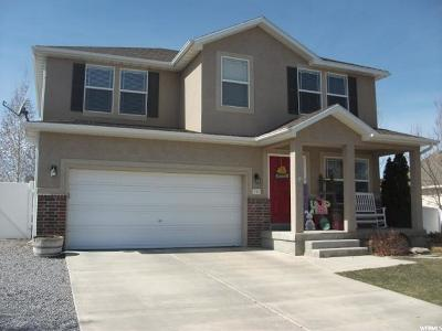 Santaquin Single Family Home For Sale: 731 N 350 W