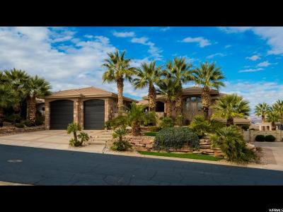 St. George Single Family Home For Sale: 2293 Stone Cliff Dr