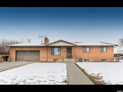 Tremonton Single Family Home For Sale: 522 S 100 W