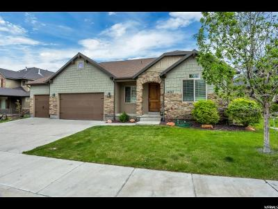 Herriman Single Family Home For Sale: 14767 S Tangle Hill Rd W
