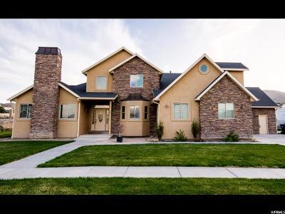 Saratoga Springs Single Family Home For Sale: 3901 S Beacon Dr E