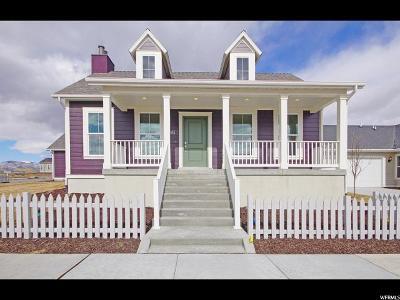 South Jordan Single Family Home For Sale: 5064 W Black Twig Dr