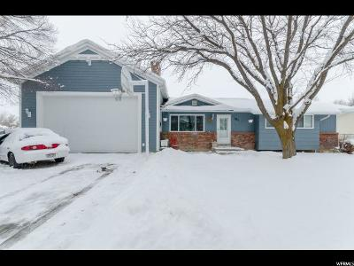 Wellsville Single Family Home For Sale: 181 W 750 S