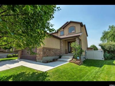 Herriman Single Family Home For Sale: 13278 Cedar Park Dr